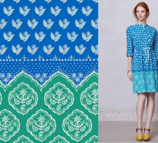 block_print_border_dress