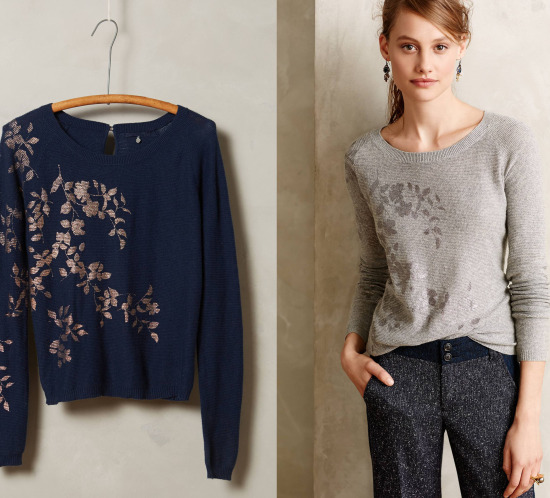Foil_Printed_Pullover